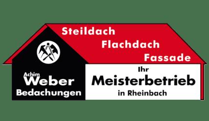 Achim Weber Bedachungen Logo