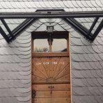 Fassadenverkleidung Schiefer